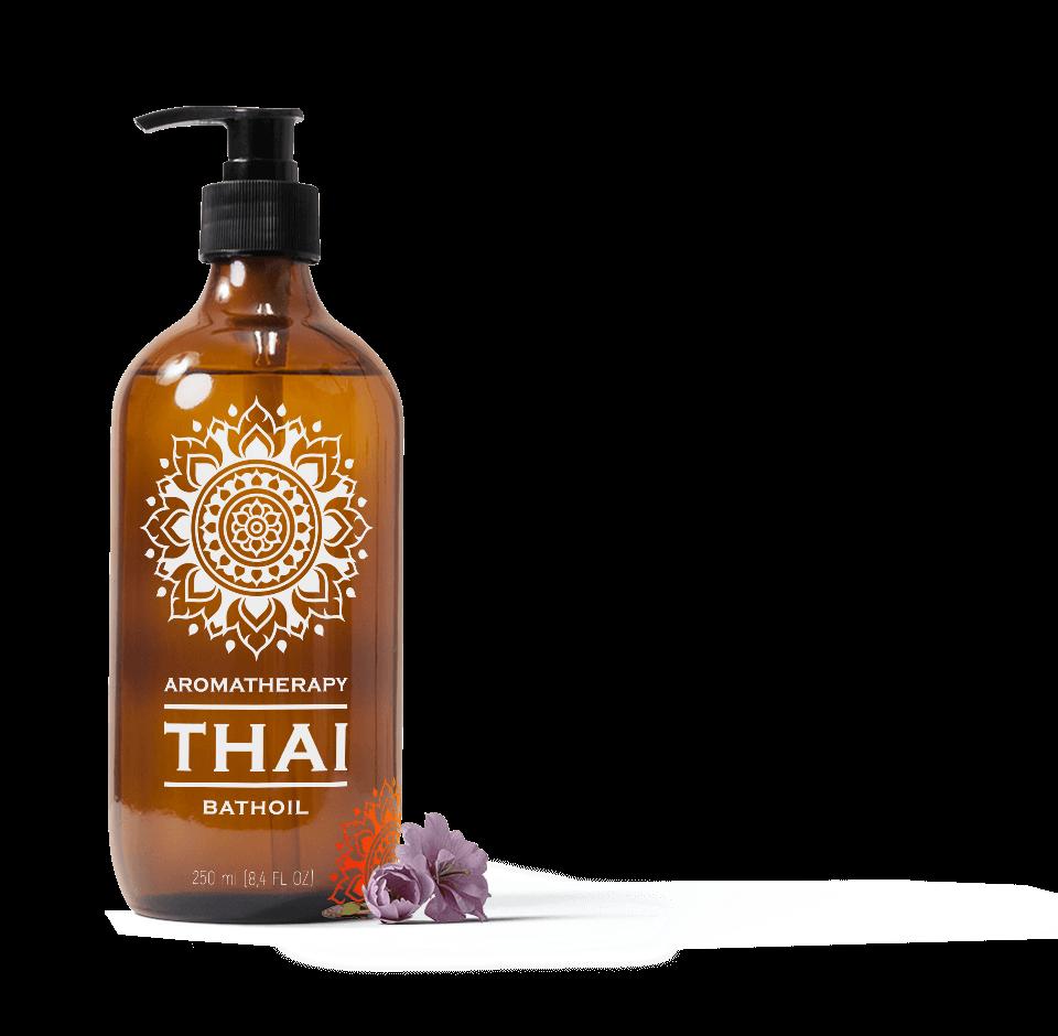 Thai Bathoil Concept for Thaibo Ltd. /Thailand./