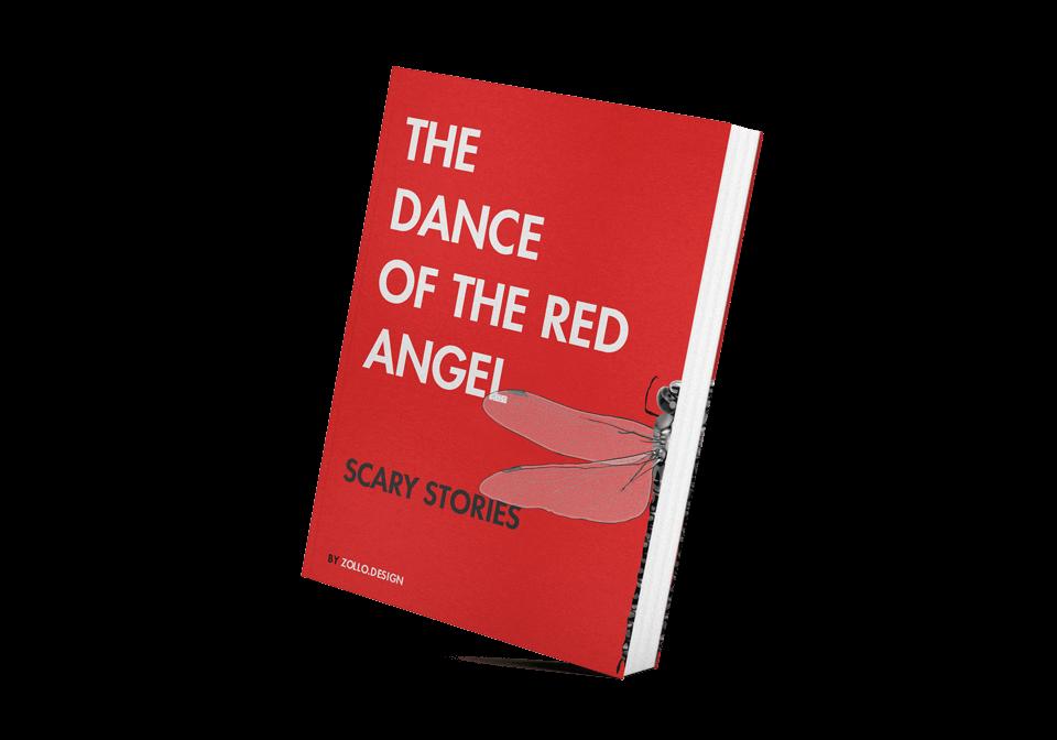 The Angel Book Cover Concept by zollo.design
